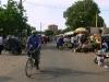 05 - w miescie jezdzi bardzo duzo rowerzystow