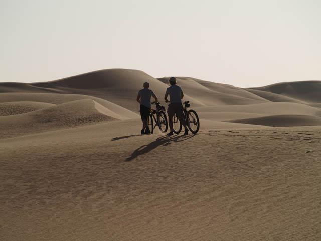 Piaszczyści cykliści