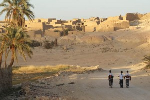 Medyna miasta Al Foka (fot. Anna Grebieniow)