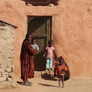 Mieszkańcy Libii