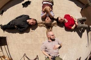 Zbyszek, Grzegorz, Piotr i Kuba