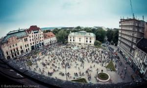 Plac Szczepański - Kraków